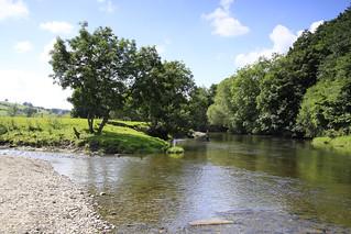 River Severn at Smithy Park