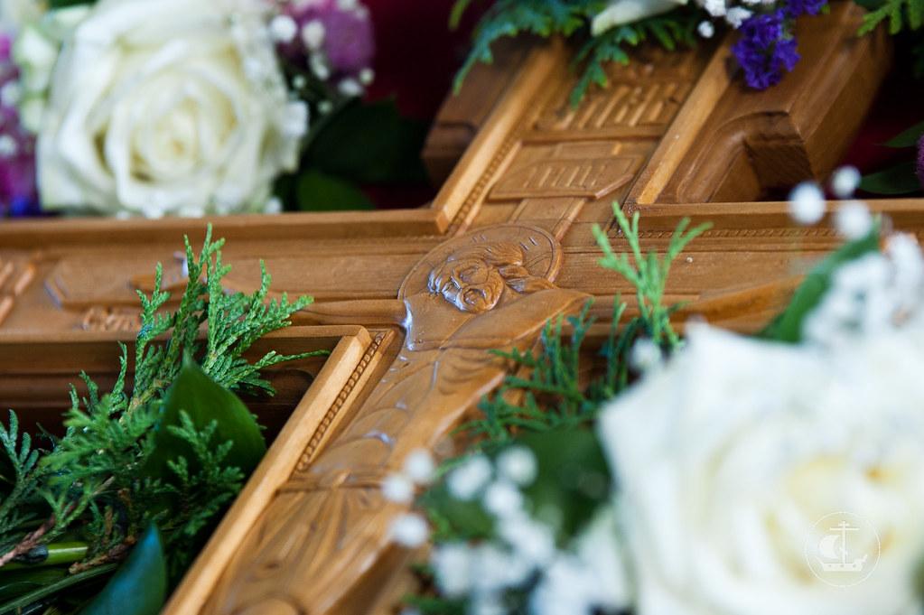 13-14 августа 2012, Происхождение (изнесение) честных древ Животворящего Креста Господня