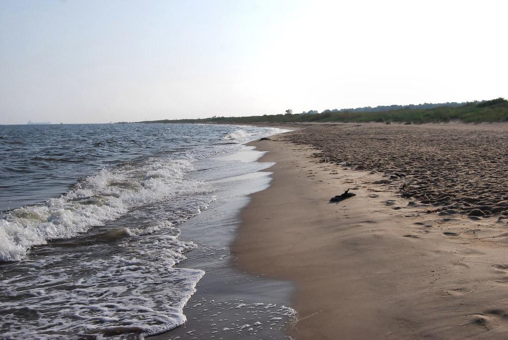 Shoreline_First Landing State Park