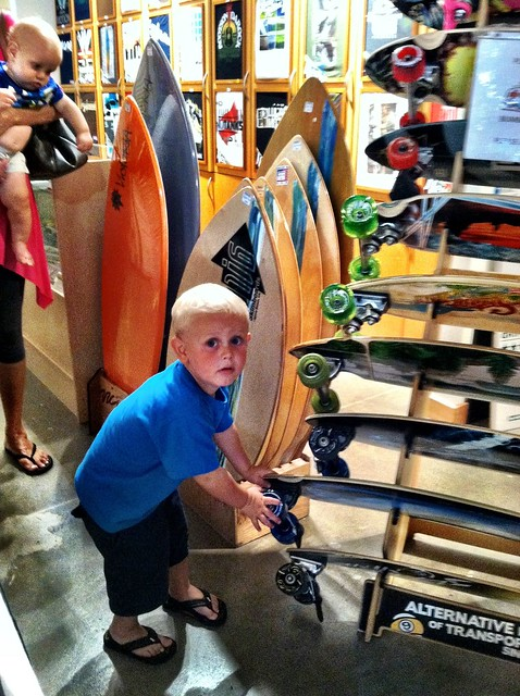 At the Local Motion store in Lahaina