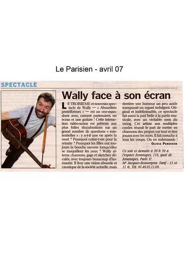 Papier le Parisien - AVR07 | by lewally12