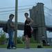 """Patricio y Estefania.Brooklyn Bridge Park by """"Doberman"""""""