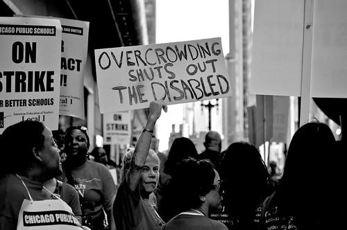 Chicago Teachers union strike | by AlejandroQuinones