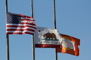 Flags: USA California Muni | by neeravbhatt