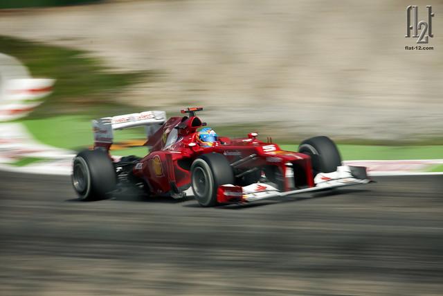 Fernando Alonso, Monza