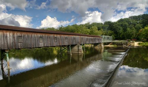 bridge ohio river frank photography grand covered szekely harpersfield