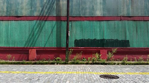 pittsburgh urban landscape urbanlandscape wall industrial corrugated