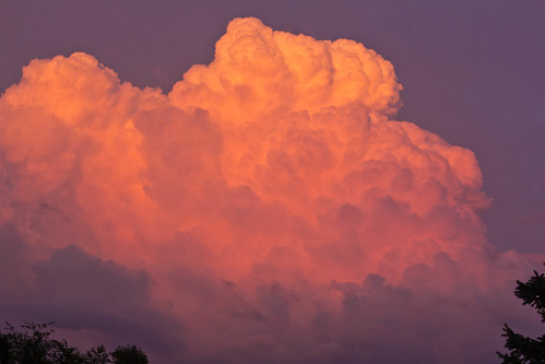 sunset cloud newjersey stillwater sussexcounty