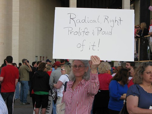Radical, Right, Prolife and Proud of it. | by kwtp2012