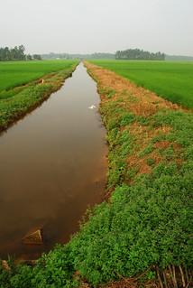 Tali Air Water Canal Wan Nor Arifin Flickr