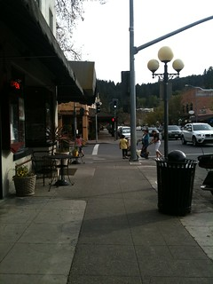 Truckee, CA Roundabouts   by Lara Justine