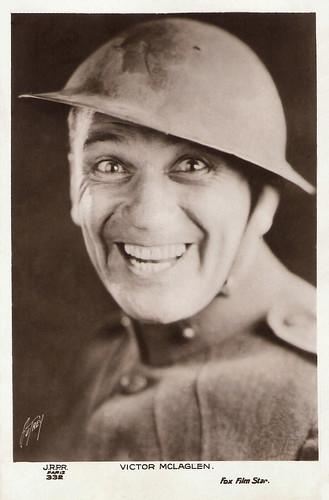 Victor McLaglen in What Price Glory (1926)
