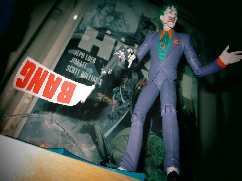 Batman Hush The Joker Lewis Mcbatman Flickr