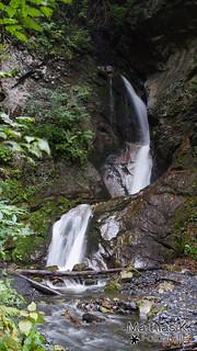 Das Wasser formt den Stein