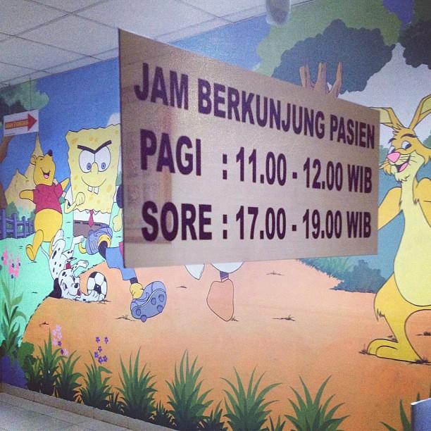 Jam Besuk Rumah Sakit Hermina Tangerang - Sekitar Rumah