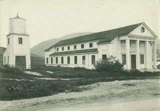 Pomona College's Marine Biology Laboratory in Laguna Beach.
