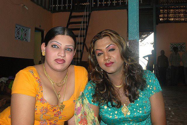 Raksha Hijra & Hijra Friend | Orissa Transgender | Suhani_Hijra | Flickr