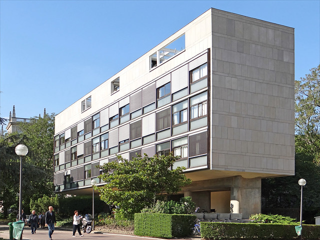 La fondation suisse (Cité internationale universitaire de Paris)