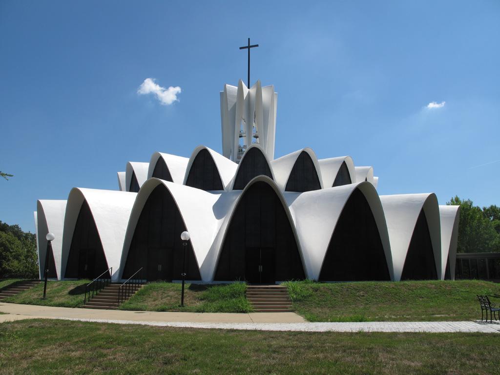 St  Louis Priory Chapel Priory Chapel, St  Louis, Missouri