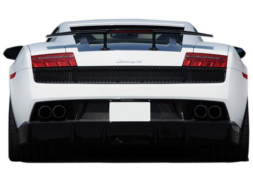 Lamborghini Gallardo Rear View Picture Lamborghini Gallard Flickr