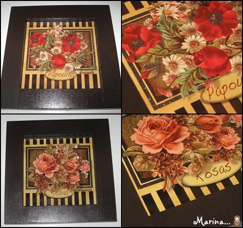 Quadrinhos Flor