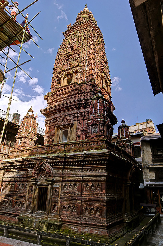 Mahaboudhha temple HDR image