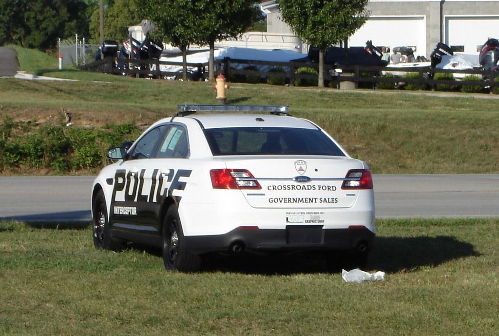 Crossroads Ford Frankfort Ky >> Ford Taurus Police Interceptor Demonstrator Dsc01075 Flickr