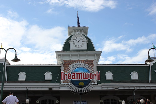 Dreamworld, Gold Coast | by holidaypointau