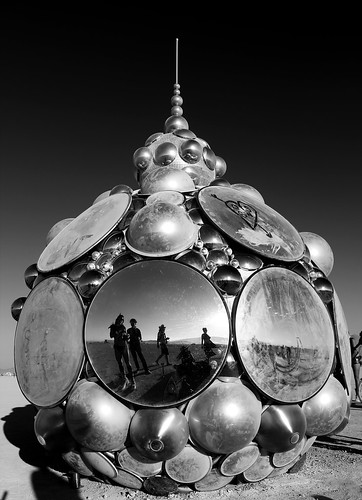 Burning Man 2012 - Compound eye / I by Kirsten Berg | by Scott Williams - Kernville, California