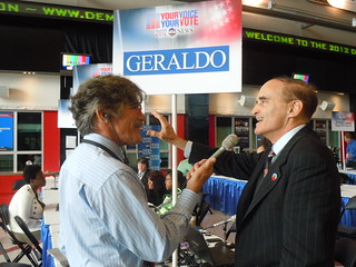 "Robert Weiner on ""Live with Geraldo Rivera"" (ABC Radio)"