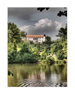 Schlossteich Sitzenberg Reidling
