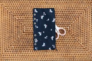 Travelling Handmade - Zipper Pouch Tutorial