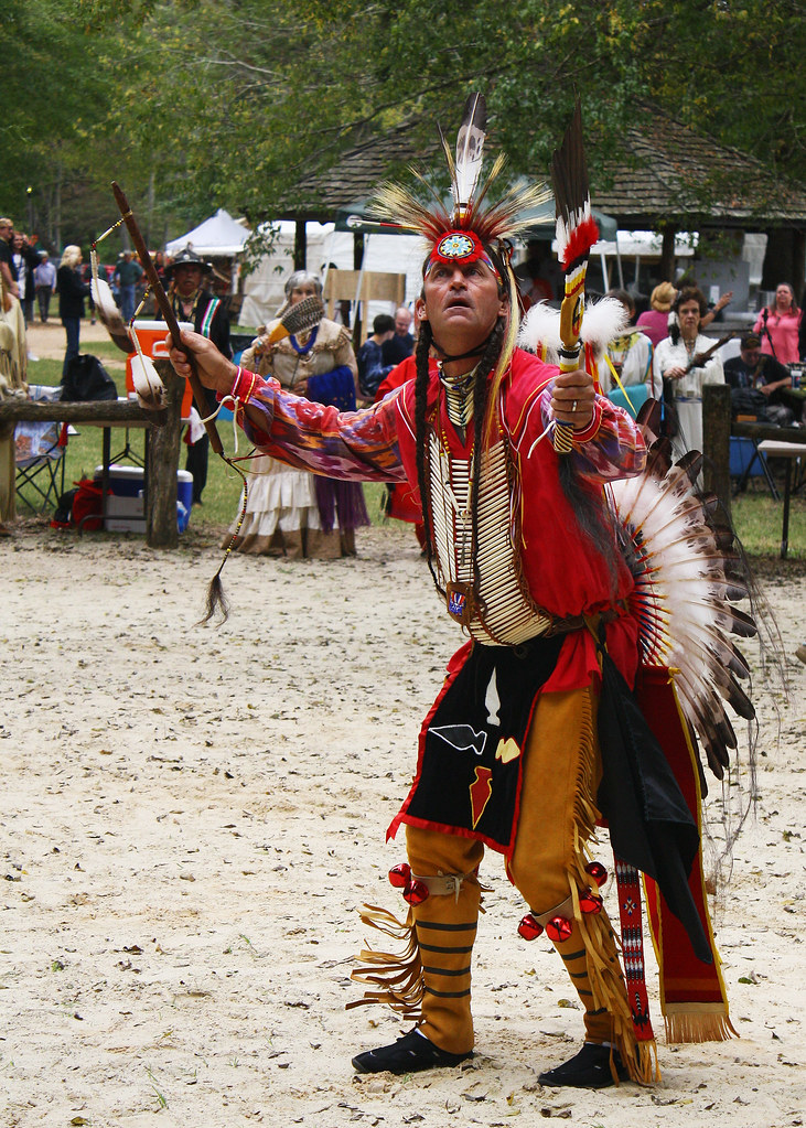 Indian Dancer 2 15th Annual Echota Cherokee Tribe of Alaba… | Flickr