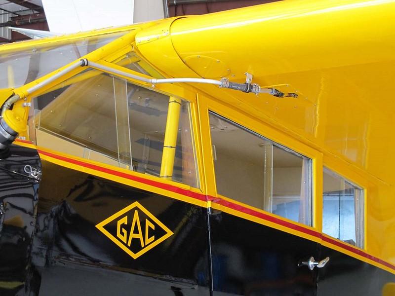 Algemeen Vliegtuigen 102-A Aristocrat 9