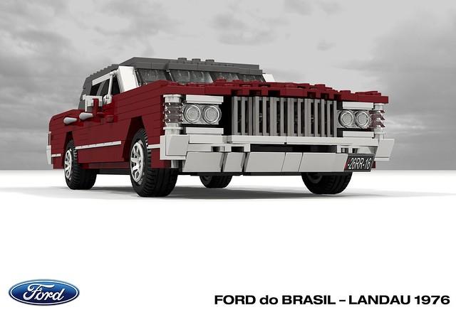Ford do Brasil - Landau 1976