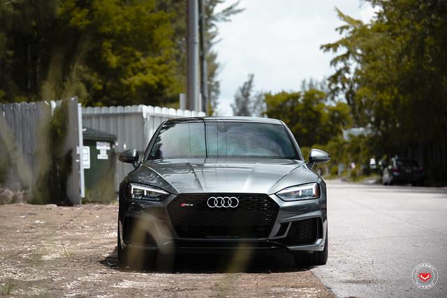 Audi RS5 - Vossen Forged M-X2 Wheels - © Vossen Wheels 2018 - 1016