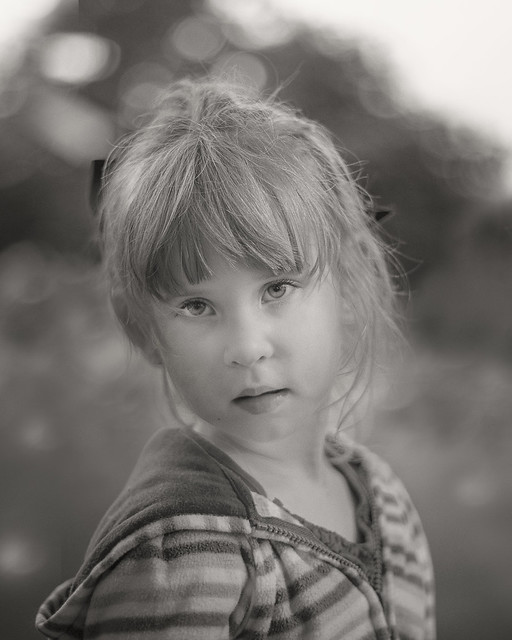 Summer portrait