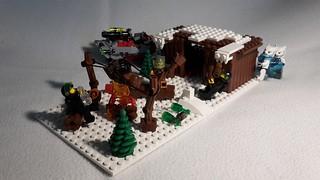 Unbearable Cold | by Śląski Hutas
