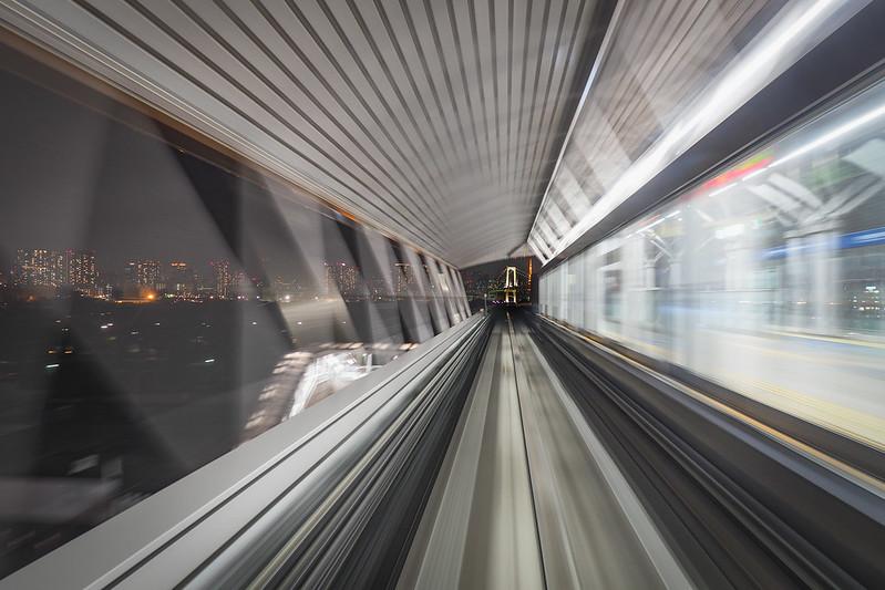 高速鐵塔|台場 Odaiba