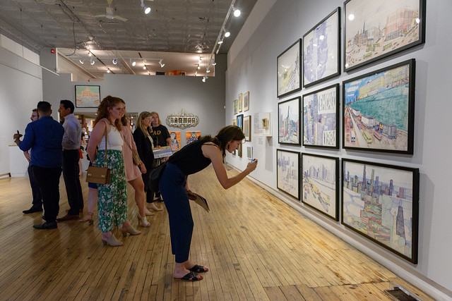Chicago Calling: Art Against the Flow