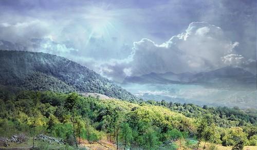 nature sunset landscape park lucania mountain summer basilicata italy flickr 2018 nikon
