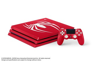 Limited Edition Marvel's Spider-Man PlayStation 4 Pro Bundle | by PlayStation.Blog