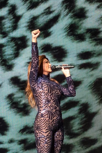 Shania Twain : Now Tour - Barclays Center, Brooklyn (2018)