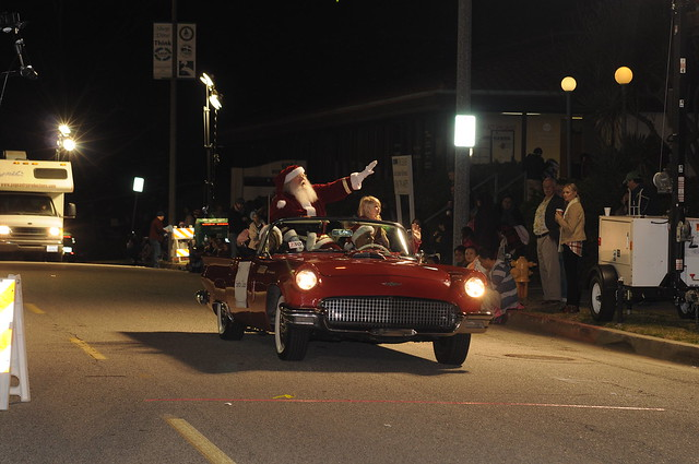 Holiday Parade- 2015