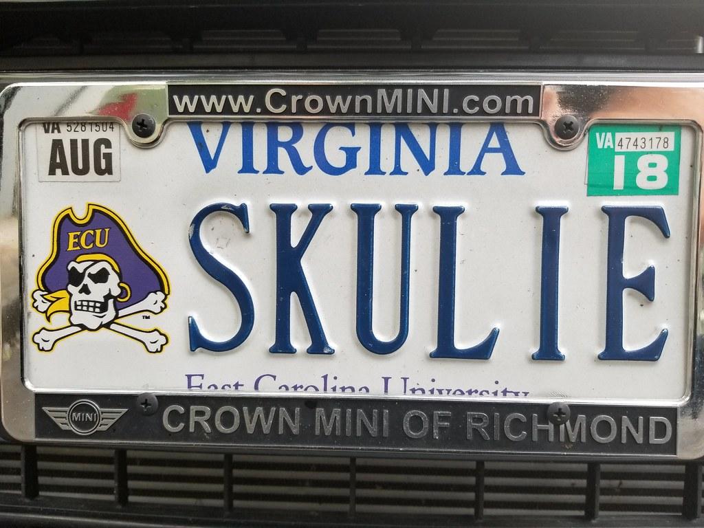 Skullie (EKU - East Carolina University)   Eli Christman