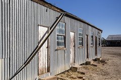 Another View of the Shearers' Quarters