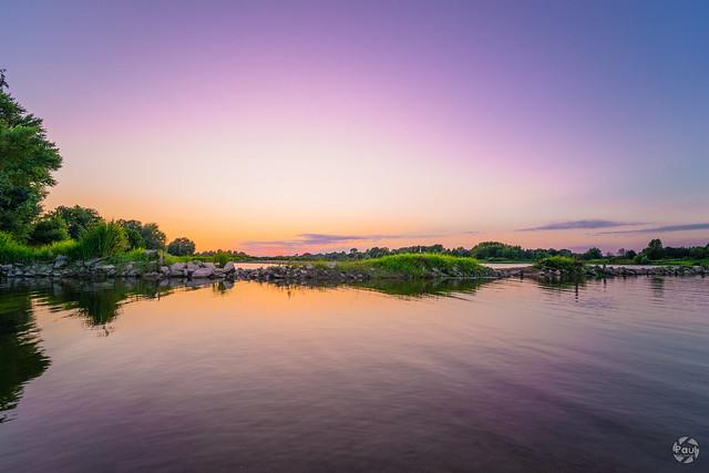Romantisme sur Loire