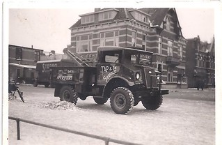 Ford F 15A takelwagen