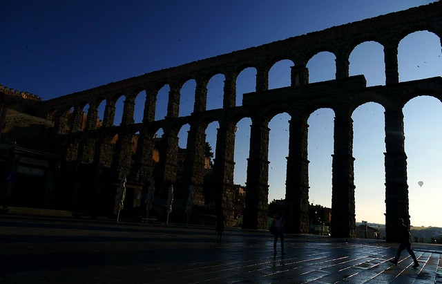 Acueducto de Segovia 3