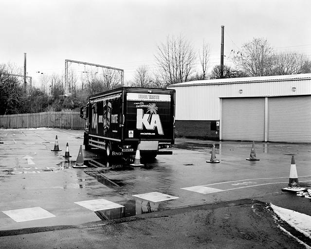 KA Van - Newcastle